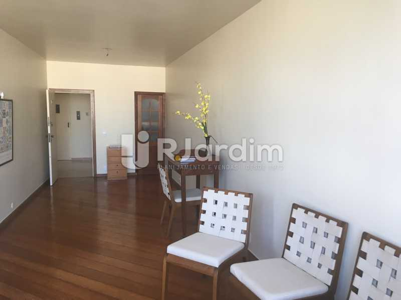 Sala - Apartamento à venda Rua Major Rúbens Vaz,Gávea, Zona Sul,Rio de Janeiro - R$ 2.300.000 - LAAP32166 - 5
