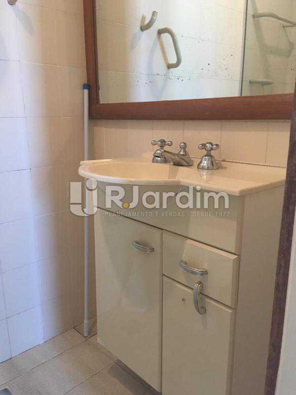 Banheiro suite - Apartamento à venda Rua Major Rúbens Vaz,Gávea, Zona Sul,Rio de Janeiro - R$ 2.300.000 - LAAP32166 - 16
