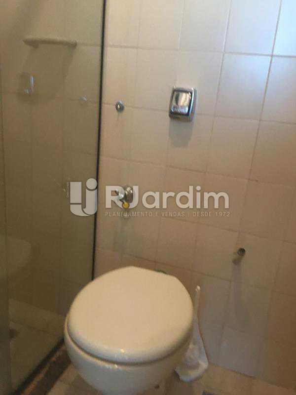 Banheiro suíte - Apartamento à venda Rua Major Rúbens Vaz,Gávea, Zona Sul,Rio de Janeiro - R$ 2.300.000 - LAAP32166 - 17