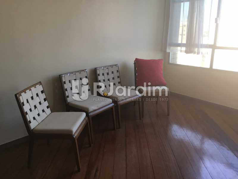 Sala - Apartamento À Venda - Gávea - Rio de Janeiro - RJ - LAAP32166 - 12