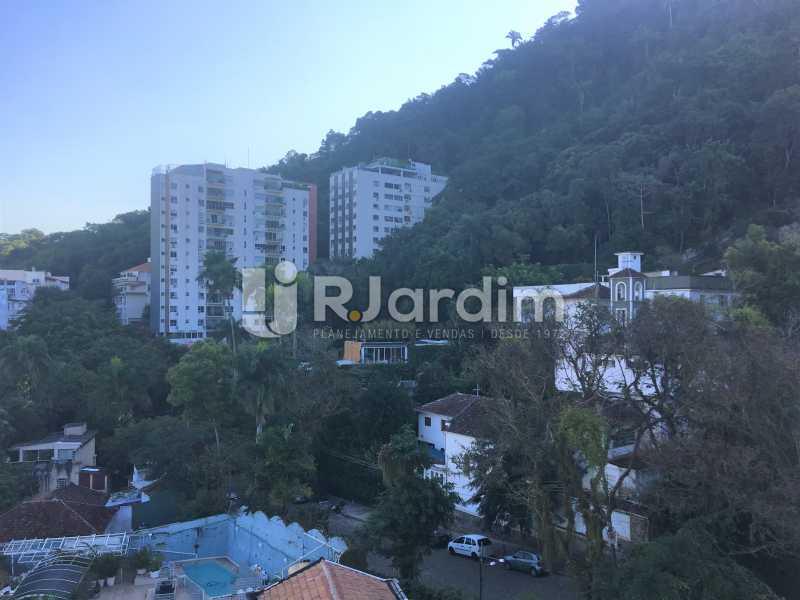 Vista verde - Apartamento à venda Rua Major Rúbens Vaz,Gávea, Zona Sul,Rio de Janeiro - R$ 2.300.000 - LAAP32166 - 4