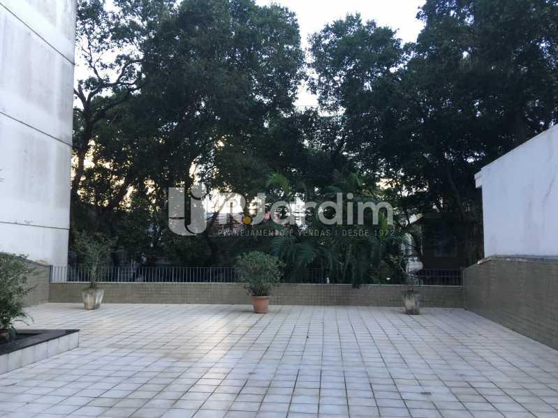 Playground - Apartamento à venda Rua Major Rúbens Vaz,Gávea, Zona Sul,Rio de Janeiro - R$ 2.300.000 - LAAP32166 - 27