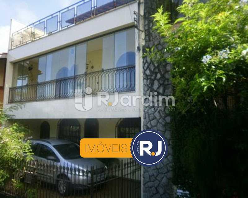 LACA40046-Rua-Eurico-Batista-S - Casa à venda Rua Eurico Batista,São Francisco, Niterói - R$ 750.000 - LACA40046 - 3