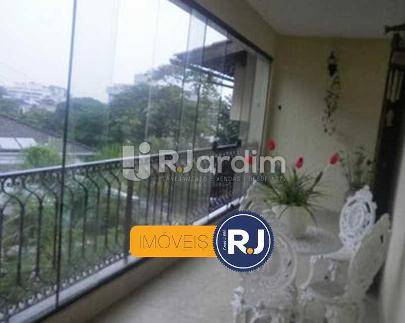 LACA40046-Rua-Eurico-Batista-S - Casa à venda Rua Eurico Batista,São Francisco, Niterói - R$ 750.000 - LACA40046 - 9