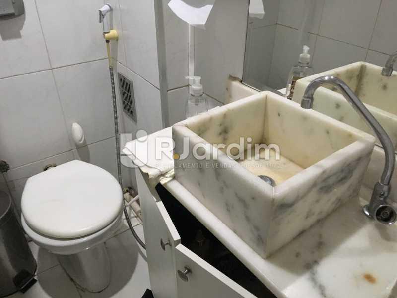 Banheiro - Loja Rua Visconde de Pirajá,Ipanema, Zona Sul,Rio de Janeiro, RJ À Venda, 35m² - LALJ00141 - 16