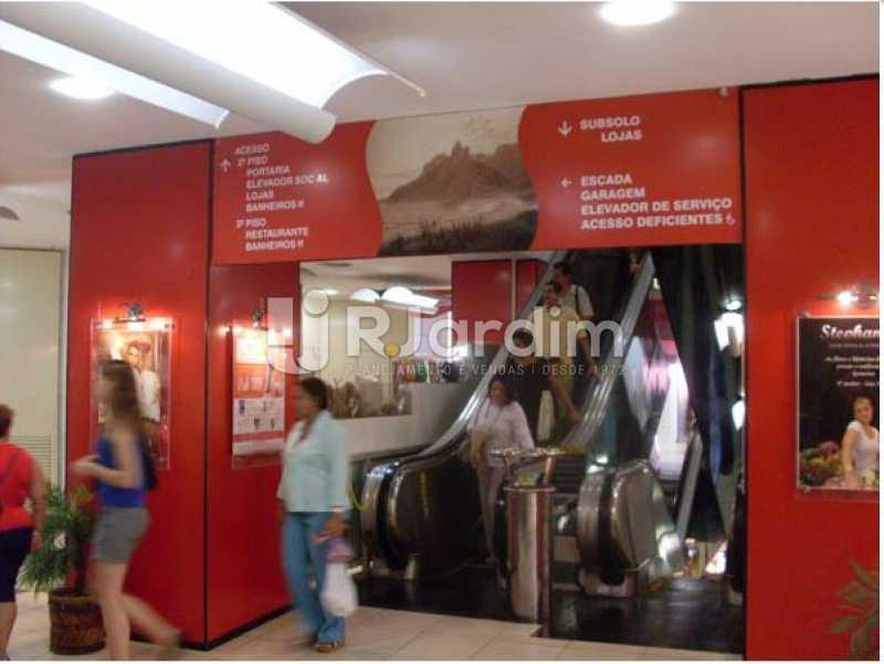 Centro comercial - Loja Rua Visconde de Pirajá,Ipanema, Zona Sul,Rio de Janeiro, RJ À Venda, 35m² - LALJ00141 - 13