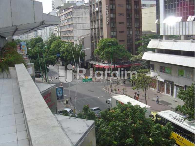 Frente comercial - Loja Rua Visconde de Pirajá,Ipanema, Zona Sul,Rio de Janeiro, RJ À Venda, 35m² - LALJ00141 - 5