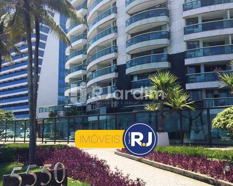 Predio - Compra Venda Apartamento Residencial Barra da Tijuca - LAAP10382 - 4