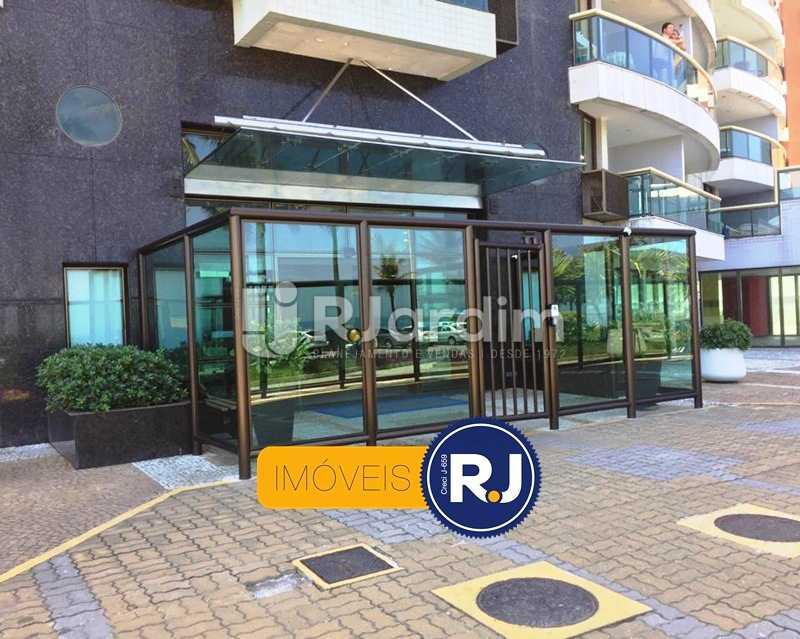 Entrada - Compra Venda Apartamento Residencial Barra da Tijuca - LAAP10382 - 18