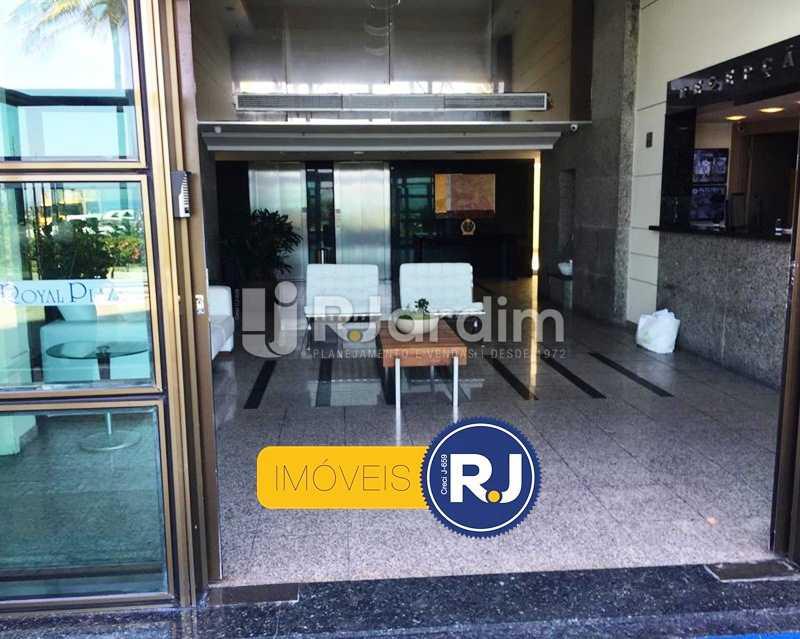 Portaria - Compra Venda Apartamento Residencial Barra da Tijuca - LAAP10382 - 19