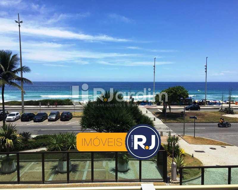 Vista - Compra Venda Apartamento Residencial Barra da Tijuca - LAAP10382 - 11