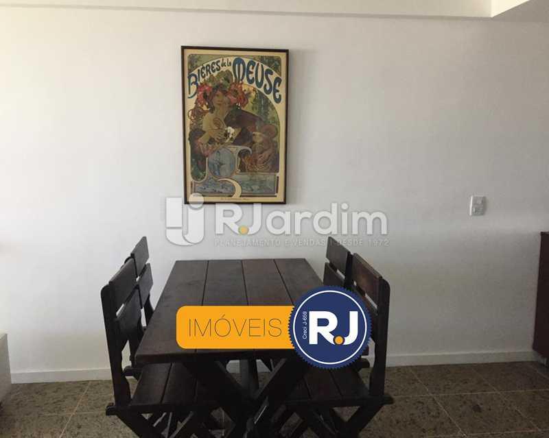 Sala - Compra Venda Apartamento Residencial Barra da Tijuca - LAAP10382 - 8