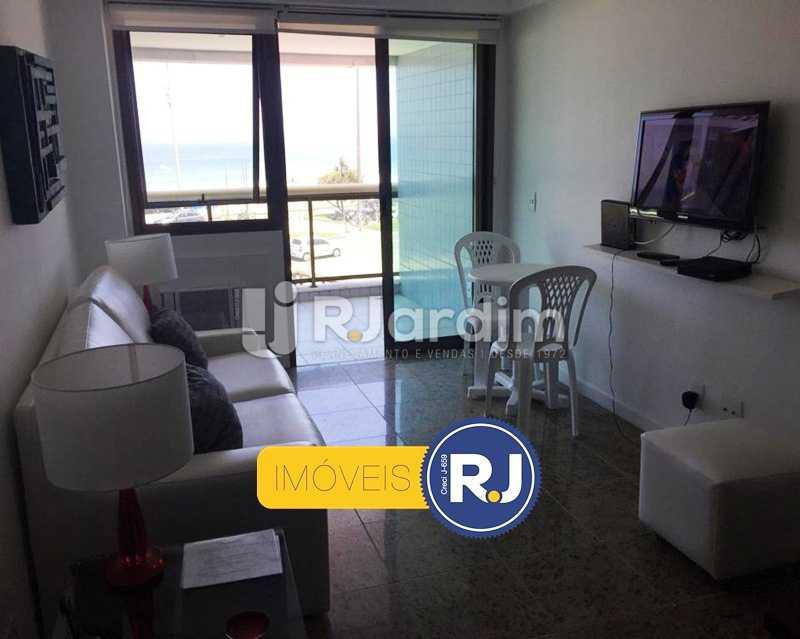 Sala - Compra Venda Apartamento Residencial Barra da Tijuca - LAAP10382 - 6