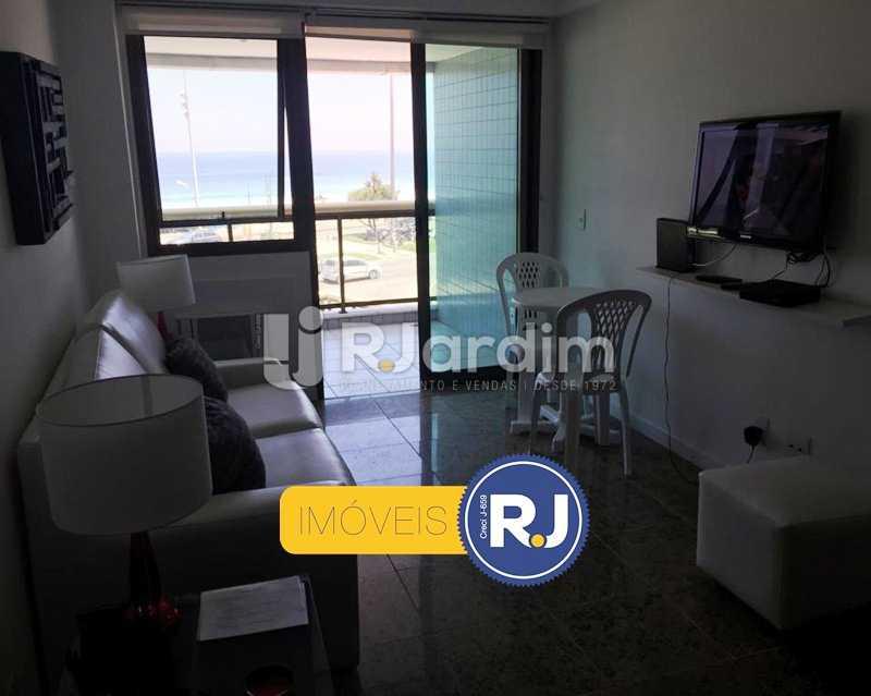 Sala - Compra Venda Apartamento Residencial Barra da Tijuca - LAAP10382 - 10