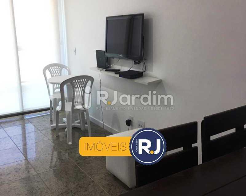 Sala - Compra Venda Apartamento Residencial Barra da Tijuca - LAAP10382 - 12