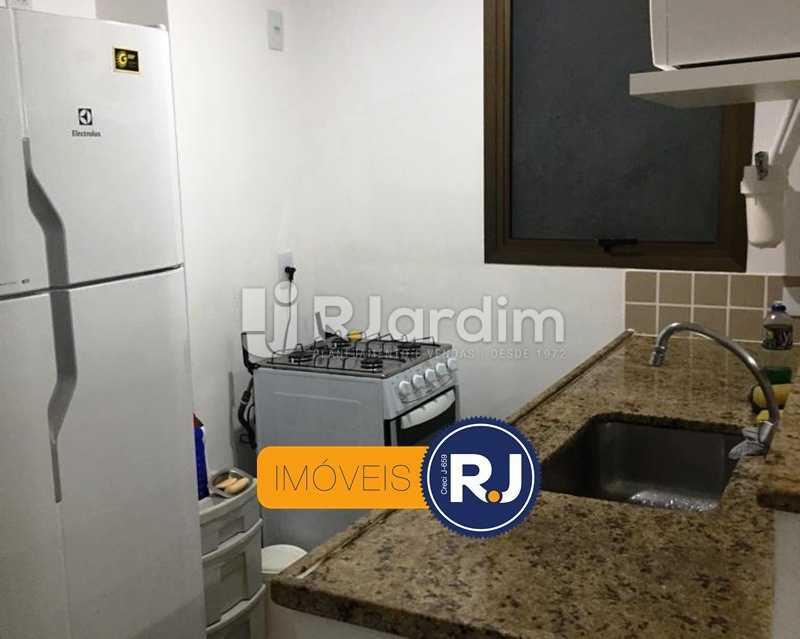 Cozinha - Compra Venda Apartamento Residencial Barra da Tijuca - LAAP10382 - 14