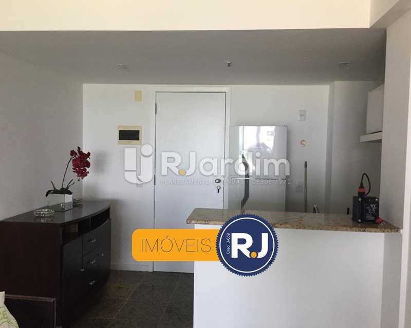 Cozinha - Compra Venda Apartamento Residencial Barra da Tijuca - LAAP10382 - 13