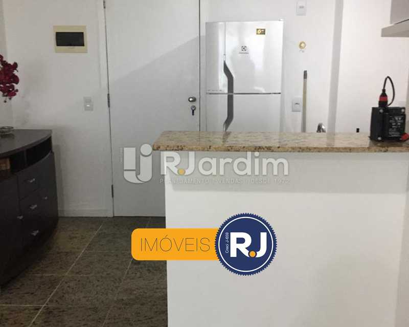 Cozinha - Compra Venda Apartamento Residencial Barra da Tijuca - LAAP10382 - 15