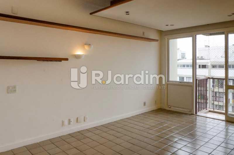 Sala - Apartamento À Venda Rua Barão de Lucena,Botafogo, Zona Sul,Rio de Janeiro - R$ 1.300.000 - LAAP21553 - 3