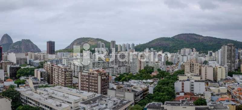 Vista Bairro e Pão de Açúcar - Apartamento À Venda Rua Barão de Lucena,Botafogo, Zona Sul,Rio de Janeiro - R$ 1.300.000 - LAAP21553 - 4