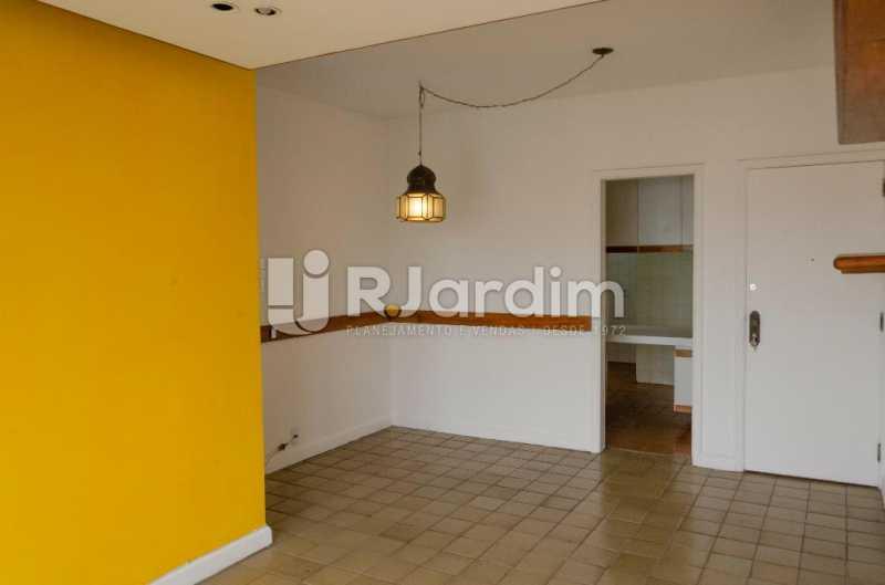Sala - Apartamento À Venda Rua Barão de Lucena,Botafogo, Zona Sul,Rio de Janeiro - R$ 1.300.000 - LAAP21553 - 5