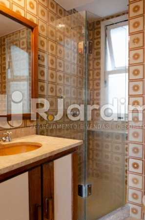 Banheiro Social - Apartamento À Venda Rua Barão de Lucena,Botafogo, Zona Sul,Rio de Janeiro - R$ 1.300.000 - LAAP21553 - 6