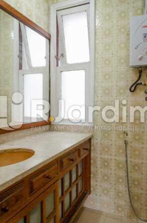 Banheiro da Suíte - Apartamento À Venda Rua Barão de Lucena,Botafogo, Zona Sul,Rio de Janeiro - R$ 1.300.000 - LAAP21553 - 9