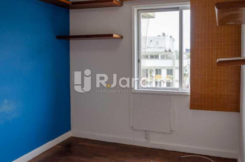 Quarto - Apartamento À Venda Rua Barão de Lucena,Botafogo, Zona Sul,Rio de Janeiro - R$ 1.300.000 - LAAP21553 - 10