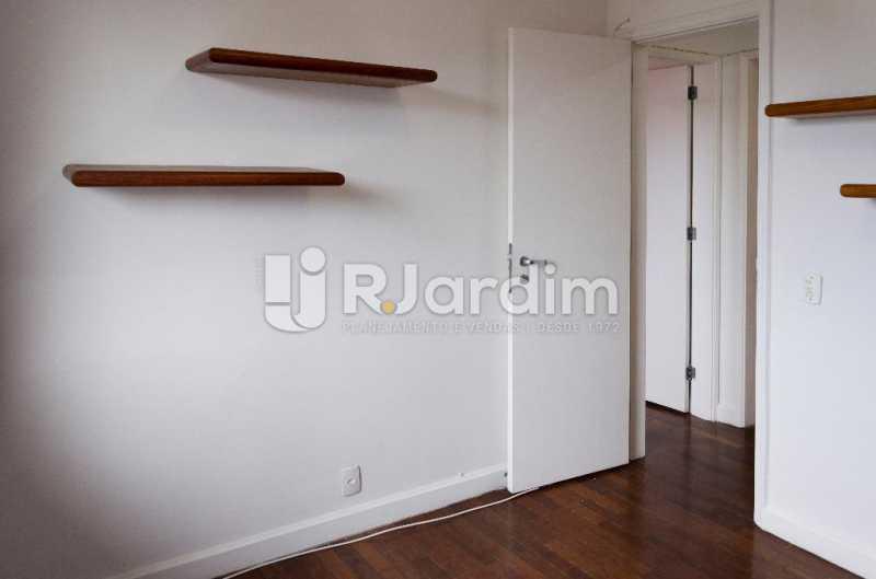 Quarto - Apartamento À Venda Rua Barão de Lucena,Botafogo, Zona Sul,Rio de Janeiro - R$ 1.300.000 - LAAP21553 - 11