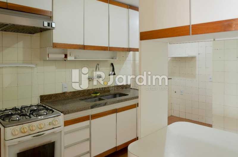 Cozinha - Apartamento À Venda Rua Barão de Lucena,Botafogo, Zona Sul,Rio de Janeiro - R$ 1.300.000 - LAAP21553 - 12