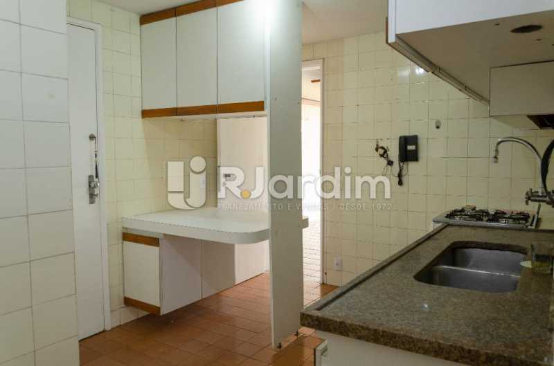 Cozinha - Apartamento À Venda Rua Barão de Lucena,Botafogo, Zona Sul,Rio de Janeiro - R$ 1.300.000 - LAAP21553 - 13