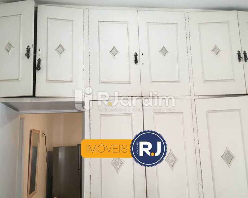 Quarto - Apartamento À Venda - Leblon - Rio de Janeiro - RJ - LAAP10383 - 11