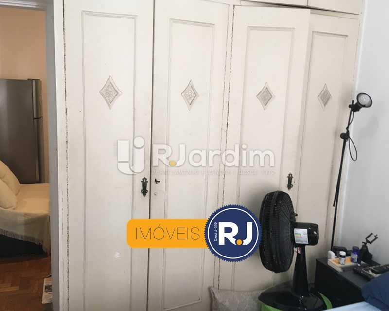 Quarto - Apartamento À Venda - Leblon - Rio de Janeiro - RJ - LAAP10383 - 12