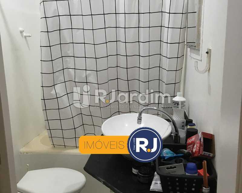 Banheiro Social - Apartamento À Venda - Leblon - Rio de Janeiro - RJ - LAAP10383 - 15