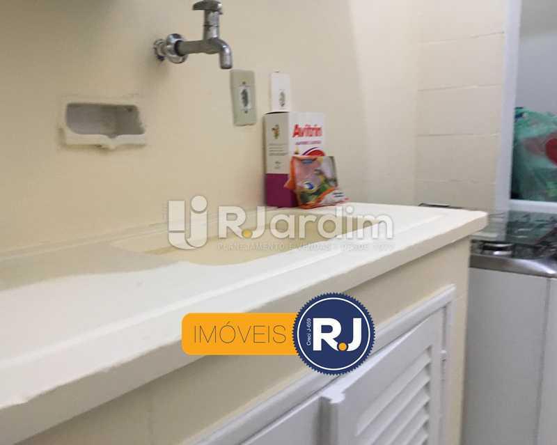 Cozinha - Apartamento À Venda - Leblon - Rio de Janeiro - RJ - LAAP10383 - 16