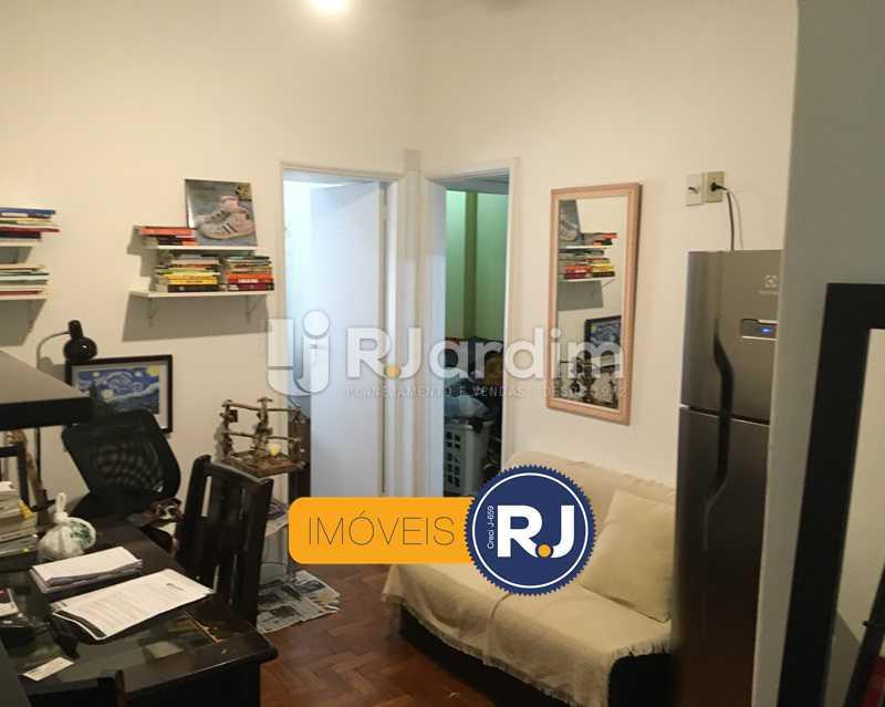 Sala - Apartamento À Venda - Leblon - Rio de Janeiro - RJ - LAAP10383 - 3