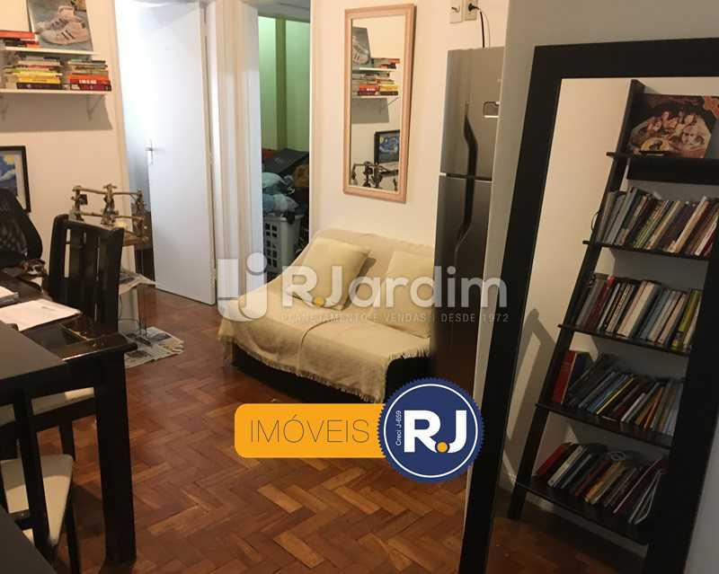 Sala - Apartamento À Venda - Leblon - Rio de Janeiro - RJ - LAAP10383 - 5