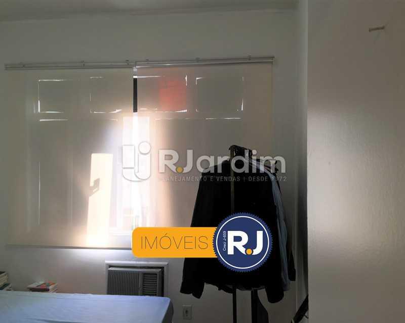 Quarto - Apartamento À Venda - Leblon - Rio de Janeiro - RJ - LAAP10383 - 14