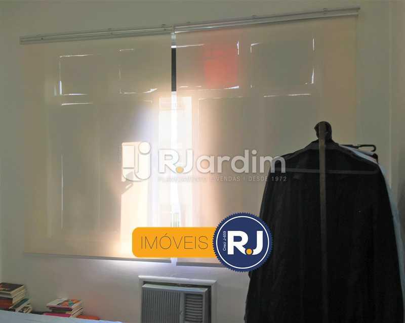 Quarto - Apartamento À Venda - Leblon - Rio de Janeiro - RJ - LAAP10383 - 13