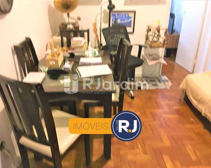 Sala - Apartamento À Venda - Leblon - Rio de Janeiro - RJ - LAAP10383 - 1