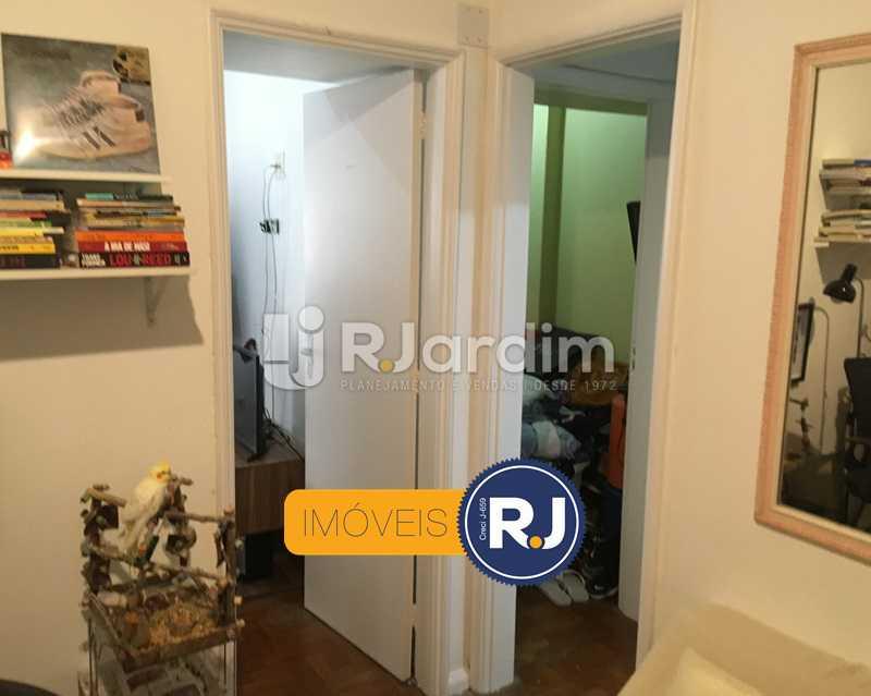 Sala - Apartamento À Venda - Leblon - Rio de Janeiro - RJ - LAAP10383 - 24