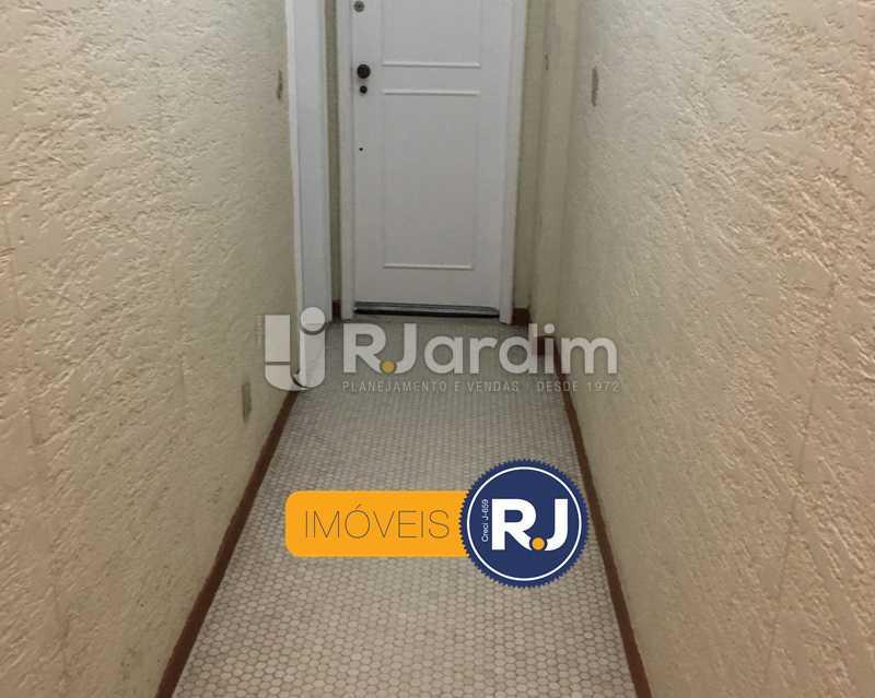 Corredor - Apartamento À Venda - Leblon - Rio de Janeiro - RJ - LAAP10383 - 28