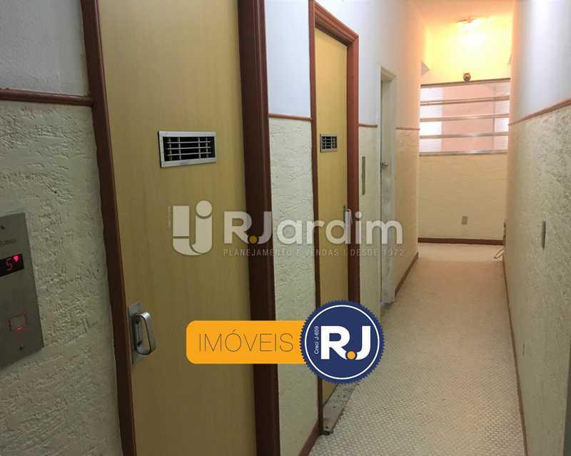 Corredor - Apartamento À Venda - Leblon - Rio de Janeiro - RJ - LAAP10383 - 29