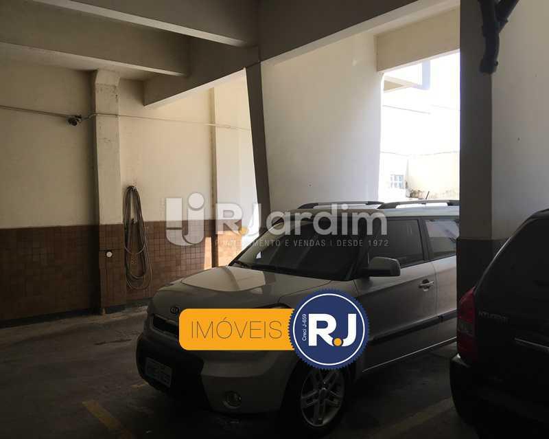 Garagem - Apartamento À Venda - Leblon - Rio de Janeiro - RJ - LAAP10383 - 31