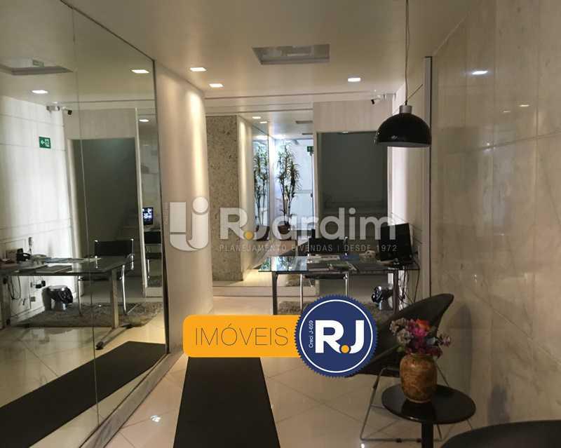 Portaria - Apartamento À Venda - Leblon - Rio de Janeiro - RJ - LAAP10383 - 26