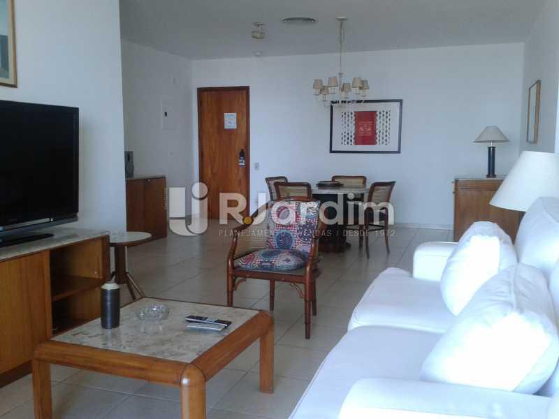 Sala - Flat Para Alugar - Ipanema - Rio de Janeiro - RJ - LAFL20094 - 6