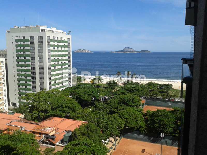 Vista - Flat Para Alugar - Ipanema - Rio de Janeiro - RJ - LAFL20094 - 1