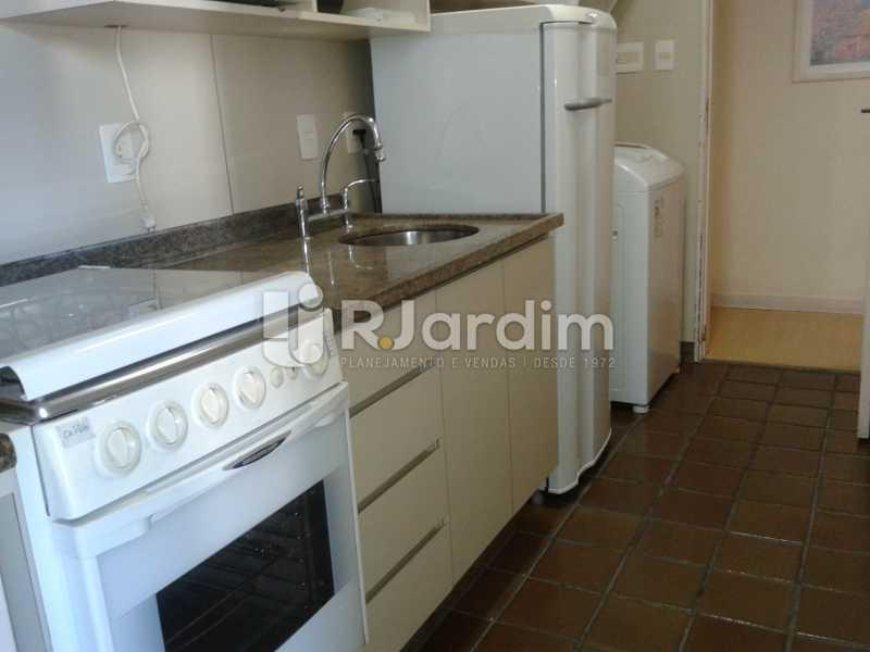 Cozinha - Flat Para Alugar - Ipanema - Rio de Janeiro - RJ - LAFL20094 - 15