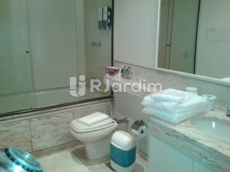 WC suíte - Flat Para Alugar - Ipanema - Rio de Janeiro - RJ - LAFL20094 - 13