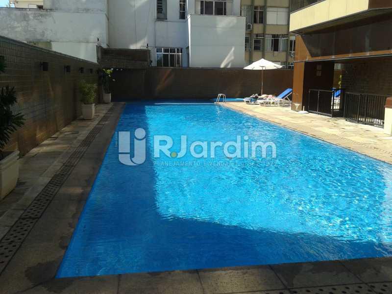 Piscina - Flat Para Alugar - Ipanema - Rio de Janeiro - RJ - LAFL20094 - 17